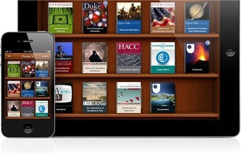 Apple iTunes U App for iPhone and iPad