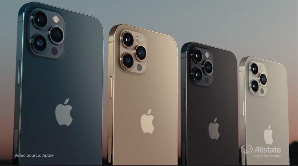 iPhone 12 спрос