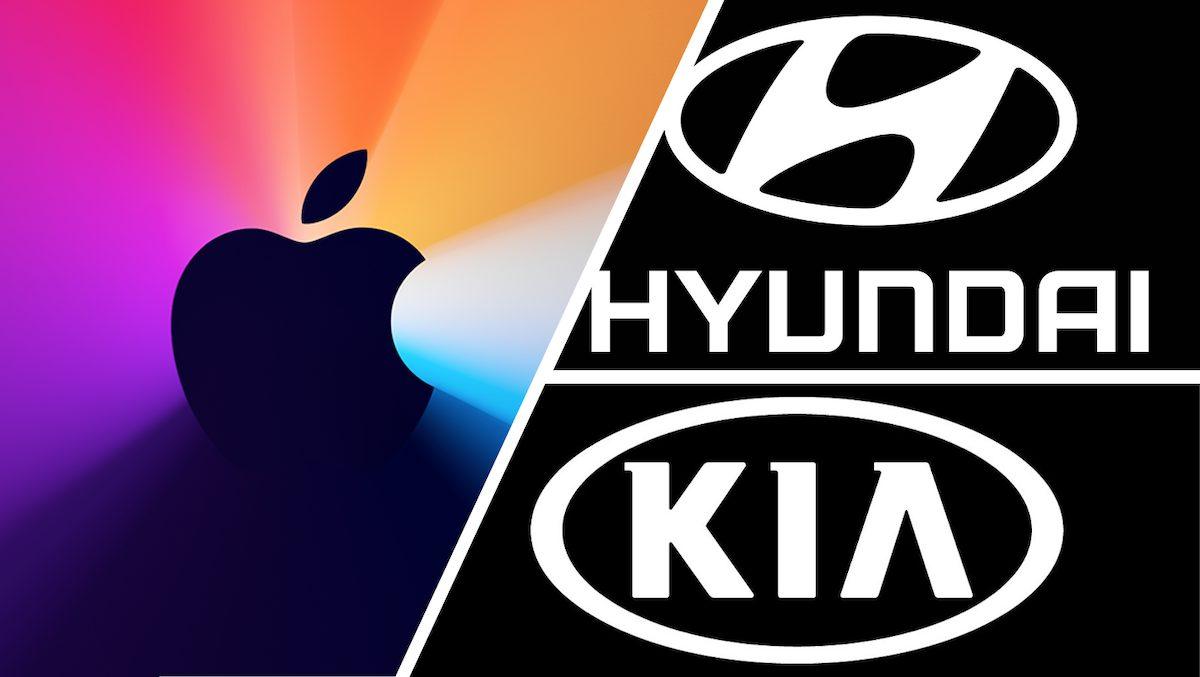 В отчете утверждается, что партнерство Apple и Kia все еще находится в стадии разработки