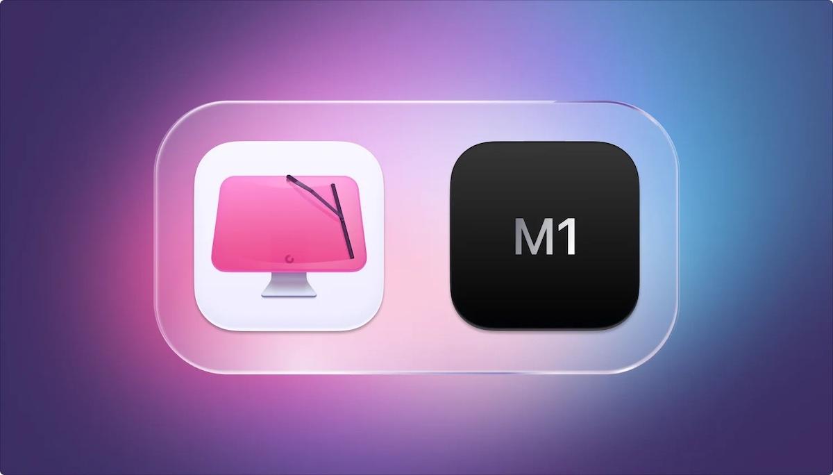 Значок CleanMyMac X