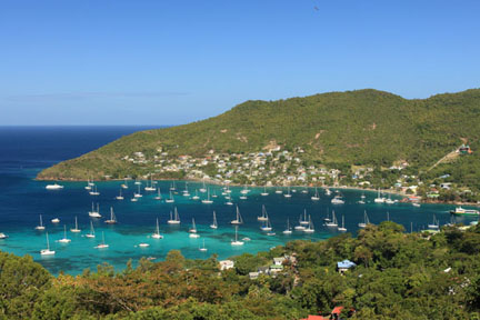 Grenadines Sailing