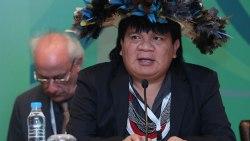 Indigenous Activist 2