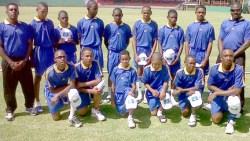 St Lucia Team
