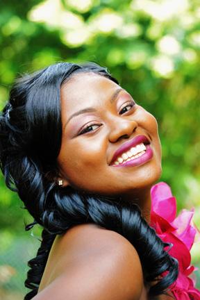 Latoya Pitt -- Miss Sunsail.