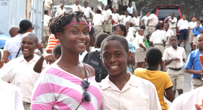 Zamaro Mofford And His Sister, Zakiyah. (Iwn Photo)