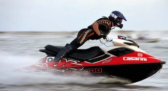 The Government Is Considering Lifting The Ban On Jet Skis Here. (Internet Photo)