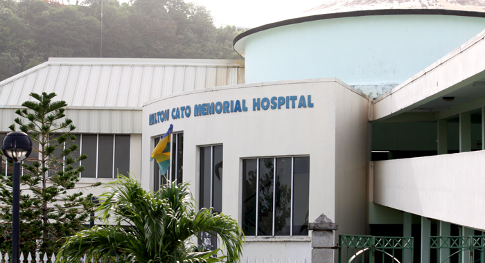 The Milton Cato Memorial Hospital, The Nation'S Premier Healthcare Facility.