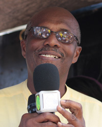 Opposition Leader Arnhim Eustace. (Iwn File Photo)
