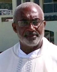 The Rev. Fr. J. Everton Weekes.