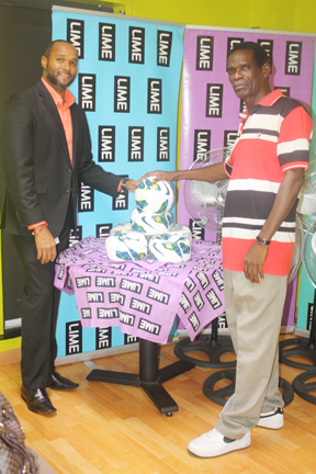 Robert Chambers Accepted Soccer Balls From Manager Of Lime, Leslie Jack.