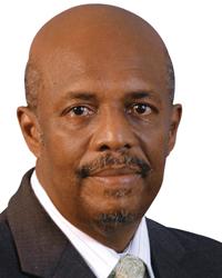 Opposition Leader, Hon. Arnhim Eustace.