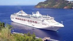 Stvincent Cruise Ship