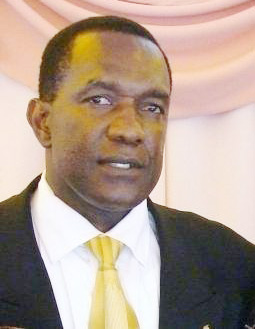 Recalled Diplomat, Edson Augustus. (Internet Photo)