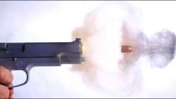 Gunshot Slowmo
