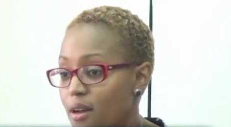 Former Registrar Of The High Court, Tamara Gibson-Marks. (Internet Photo)