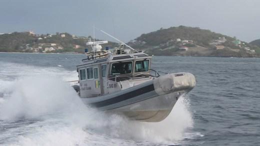 Coast Guard Vessel