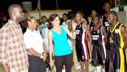 Bequia Basketball