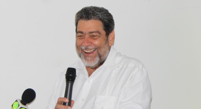 Ralph Gonsalves Tw