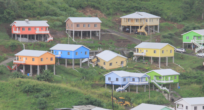The Government Said It Will Assess The Number Of Houses Affected And Make The Necessary Corrective. (Iwn Photo)
