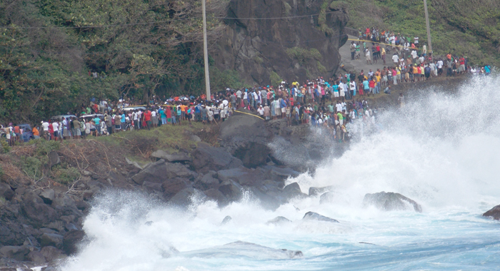 Seven Students Died At Rock Gutter On Jan. 12. (Iwn File Photo)
