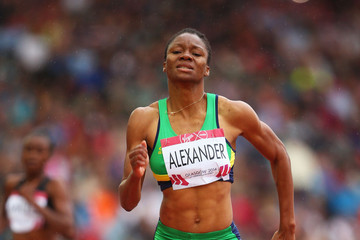 Vincentian Athlete Kineke Alexander. (Internet Photo)