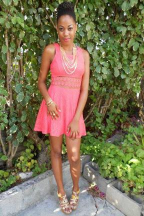 Miss Grenada Deronna Farray