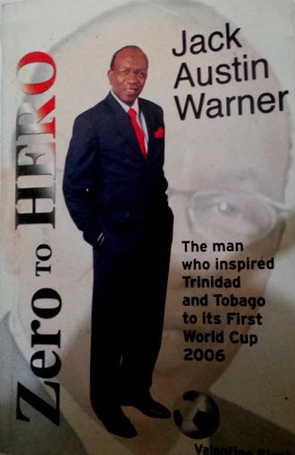 Warner'S Book, &Quot;From Zero To Hero&Quot;.