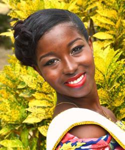Miss Rose Hall Phylisia Ashton.