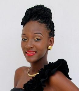 Miss Central Leeward -- Felicia John