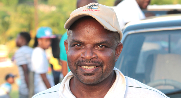 Elroy Boucher, Third Vice-President Of The Svg Football Federation. (Iwn Photo)