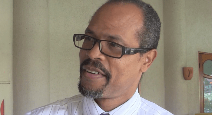 Milton Haughton, Executive Director Of The Caribbean Regional Fisheries Mechanism.