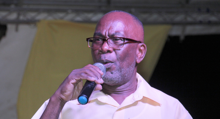 Mp For Central Kingstown, St. Clair Leacock. (Iwn File Photo)