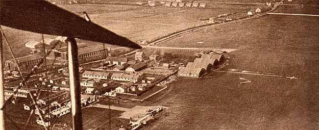 Croydon Airport, 1925.