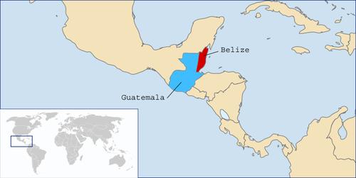 Guatemala_Belize