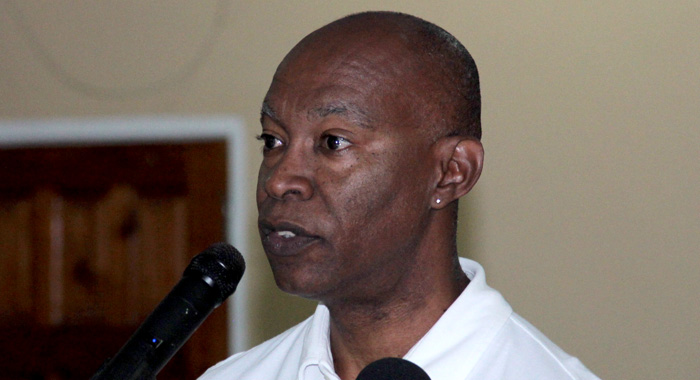 Lawyer Joseph Delves Was Once Working On A Constitutional Challenge To Svg'S Marijuana Laws. (Iwn Photo)