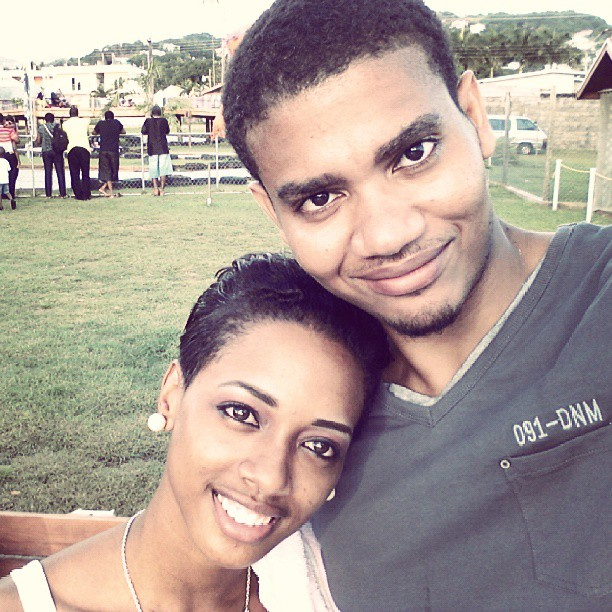 Llewellyn And Browne, Seen Her In This Photo, Updated To His Facebook Page In 2013. Iwitness News Understand That The Two Have Patched Up Their Differences Since The Alleged Incident On May 6, 2016.
