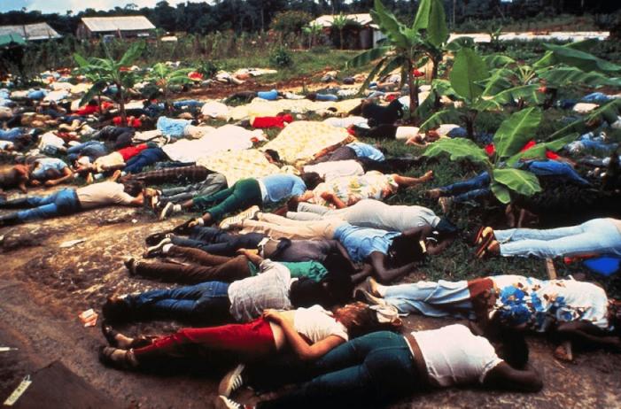 Jonestown Massacre