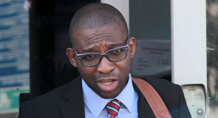 Crown Cousel Karim Nelson Welcomed The Decision Of The Jury. (Iwn File Photo)