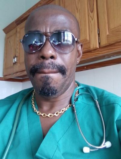 Dr. Michael Goodluck.