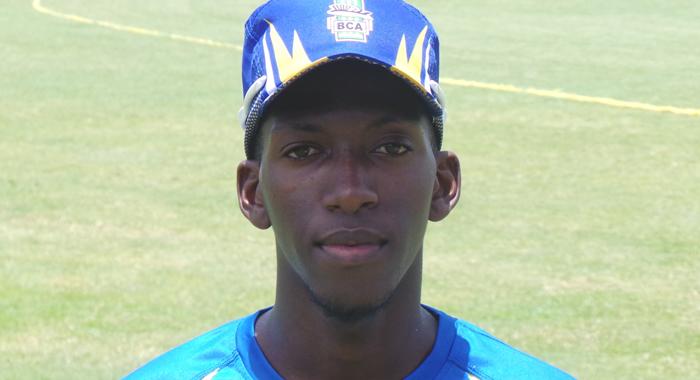 Joshua Bishop Took 6/53 In Jamaica'S First Innings.