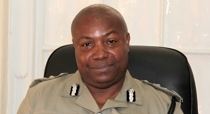 Acting Deputy Commissioner Of Police, Colin John. (Iwn Photo)