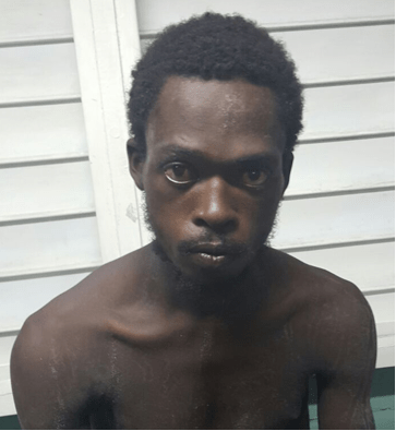 Macgyver Allick Rescued By M:v Trinidad Trader After Drifting For 45 Days.