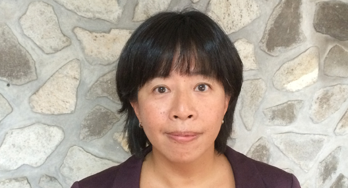 Nicole Su, Counsellor At The Taiwan Embassy In Kingstown, Said Her Embassy Was &Quot;Surprised&Quot; By The Ndp'S Announcement. (Iwn Photo)