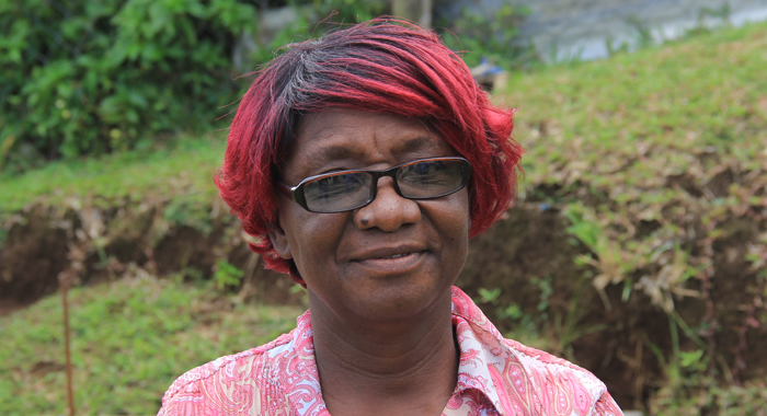 Rosita Browne Says She Wants The Planning Department To Do Its Shop And Settle The Road Access Issue. (Iwn Photo)