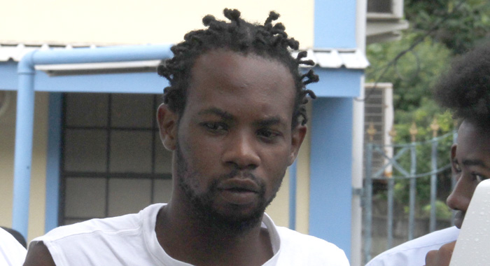 Accused Robber Nigel Byron. (Iwn Photo)