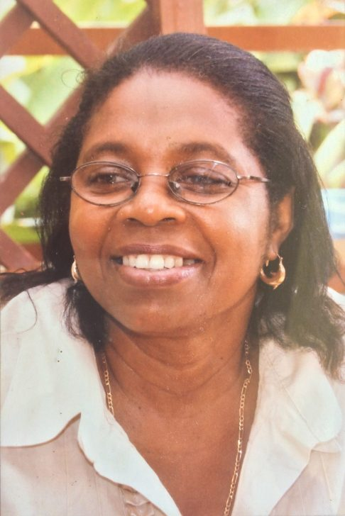 Murder Victim Pamela Williams.