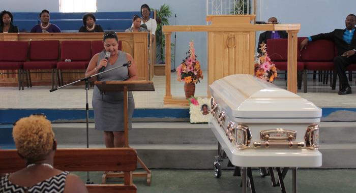 0409 Ayana Findlays Funeral