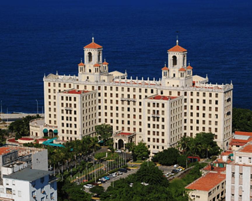 A Spanish Style Cuban Hotel