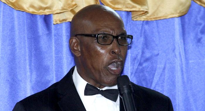Pastor Harold Allen