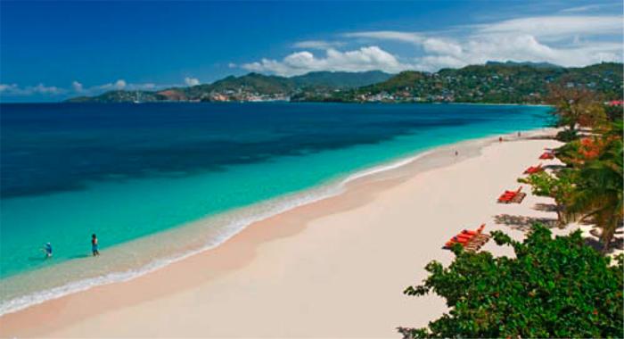 Grande Anse Beach Grenada Copy